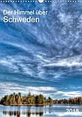 9783665615543 - Jürgen Bergenthal: Der Himmel über Schweden (Wandkalender 2018 DIN A3 hoch) - impressionistische Landschaftsbilder von Schweden (Monatskalender, 14 Seiten ) - كتاب