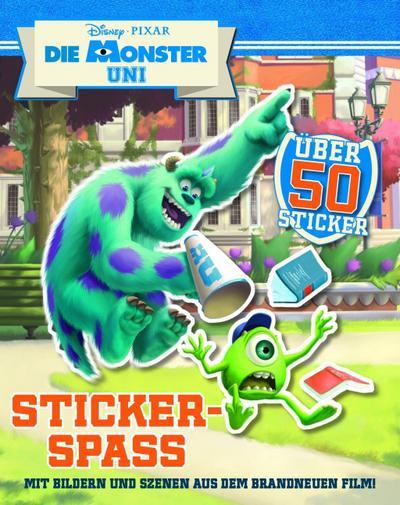 disney-monster-uni-stickerspa-, 3.84 EUR @ regalfrei-de