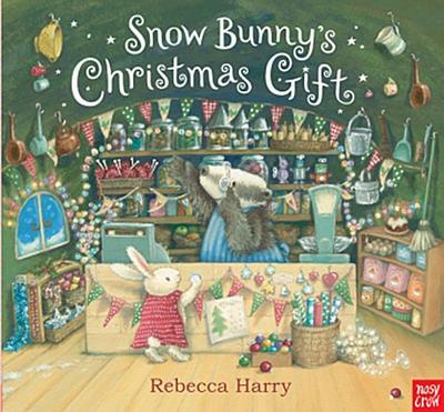 snow-bunny-s-christmas-gift, 4.98 EUR @ regalfrei-de
