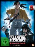Fullmetal Alchemist: Brotherhood - Volume 5: Folge 33-40