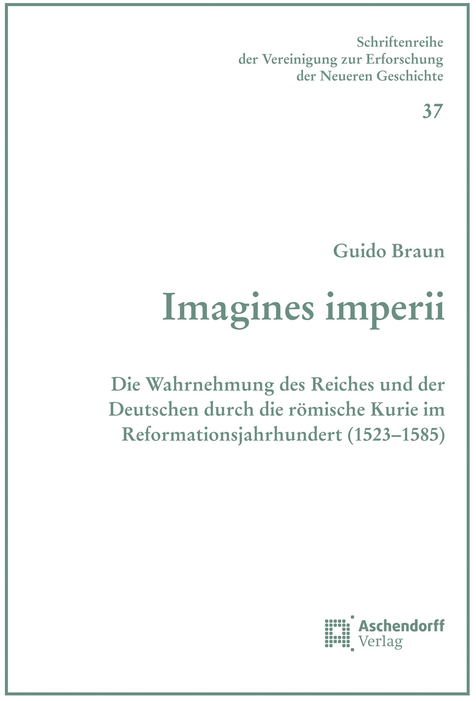 Imagines imperii Guido Braun