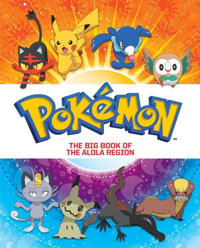 Pokémon Big Golden Book #1 (Pokémon)