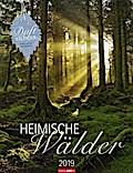Heimische Wälder - Kalender 2019. Duftkalender