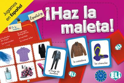 ¡Haz la maleta! A2 - Eli European Language Institute Klett Sprachen - Spiel, Spanisch, , Niveau A1, Niveau A1