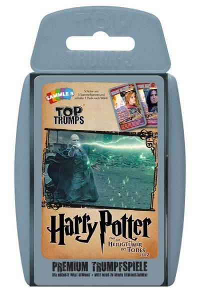 Winning Moves Top Trumps Harry Potter und die Heiligtümer des Todes 2 - AMIGO - Spiel, Deutsch, Moves Winning, ,