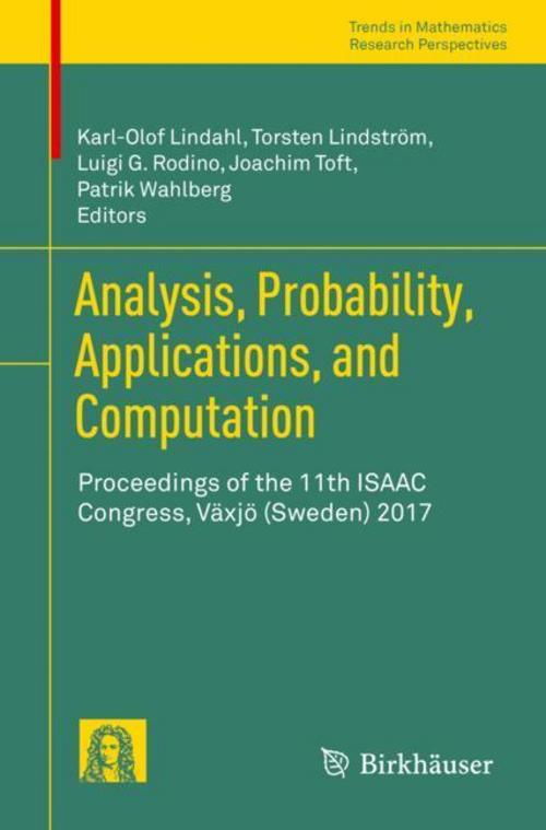 Karl-Olof-Lindahl-Analysis-Probability-Applications-and-C-9783030044589