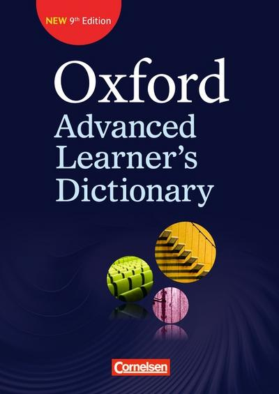 Oxford Advanced Learner´s Dictionary B2-C2. Wörterbuch
