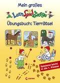 Mein großes LernSpielZwerge Übungsbuch: Tierr ...