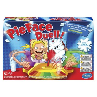 Pie Face Duell (Kinderspiel)