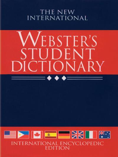 the-new-international-webster-s-student-dictionary, 2.08 EUR @ regalfrei-de