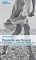 Paulette am Strand