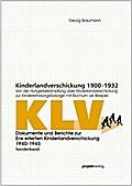 Kinderlandverschickung 1900 - 1932