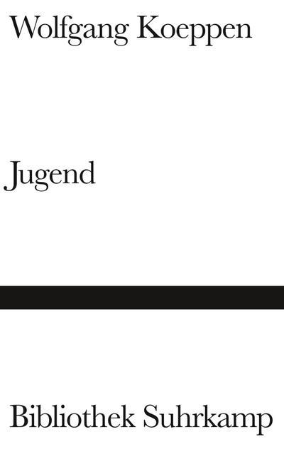 Jugend (Bibliothek Suhrkamp)
