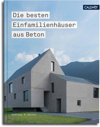 Einfamilienhäuser Beton