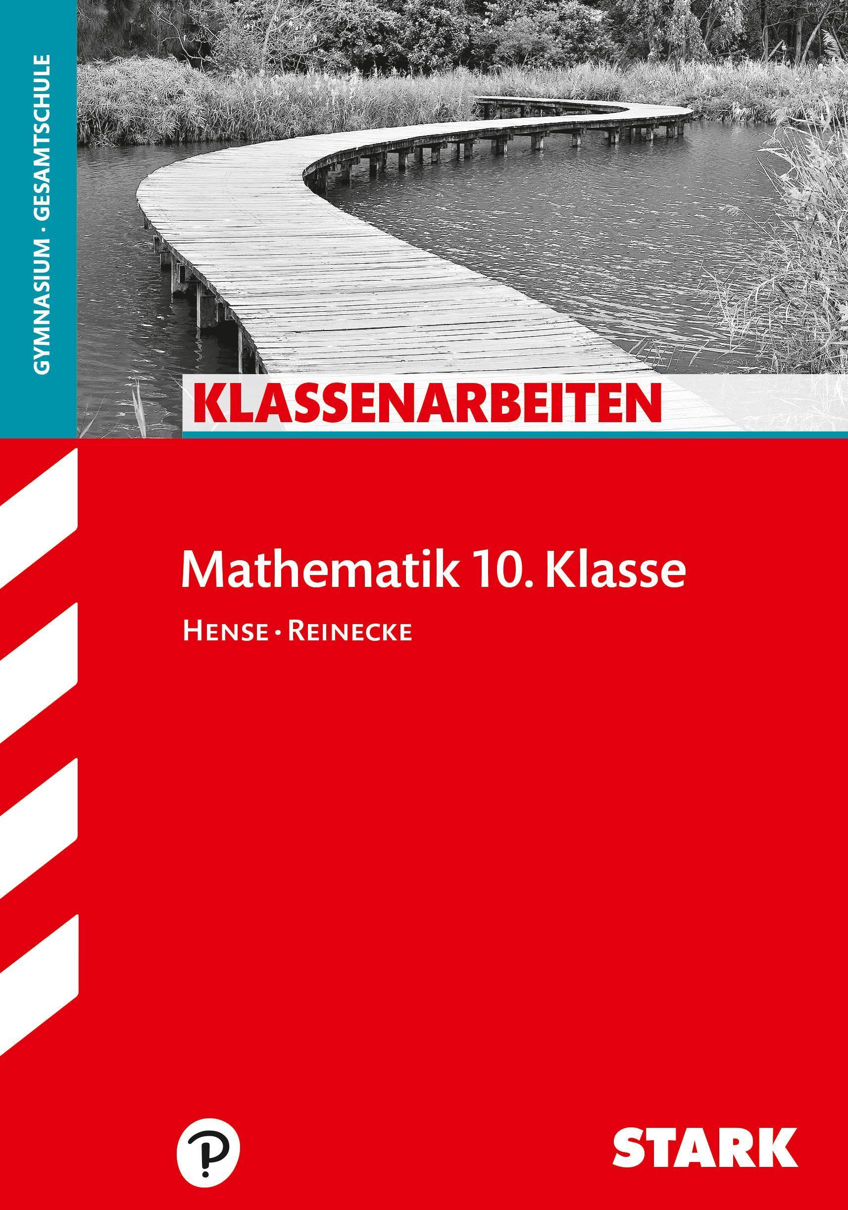 Klassenarbeiten-Gymnasium-Mathematik-10-Klasse-Sebastian-Hense