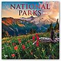 National Parks 2018 - 18-Monatskalender mit freier TravelDays-App