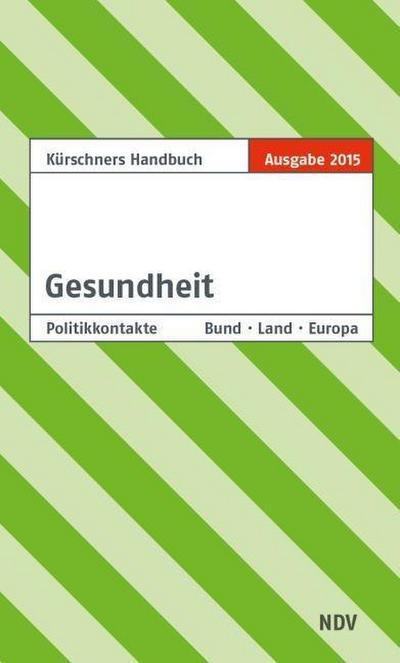 kurschners-handbuch-gesundheit
