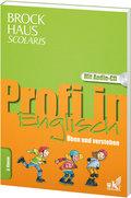 Brockhaus Scolaris Profi in Englisch 3. Klasse: Üben und verstehen, mit Audio-CD