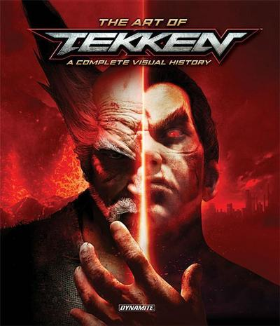 the-art-of-tekken-a-complete-visual-history-hc