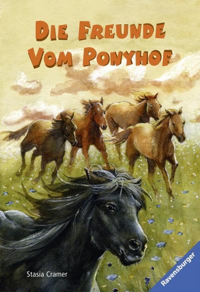 die-freunde-vom-ponyhof-ravensburger-taschenbucher-