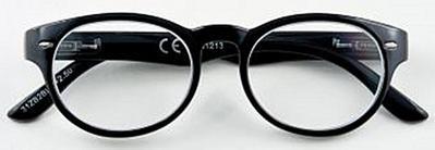 Zippo Reading Glasses B2-BLACK 100
