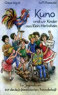 Kuno und wir Kinder aus Klein-Herbstheim