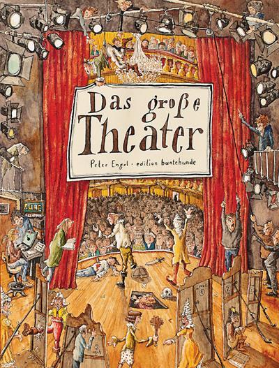 das-gro-e-theater, 14.26 EUR @ regalfrei-de