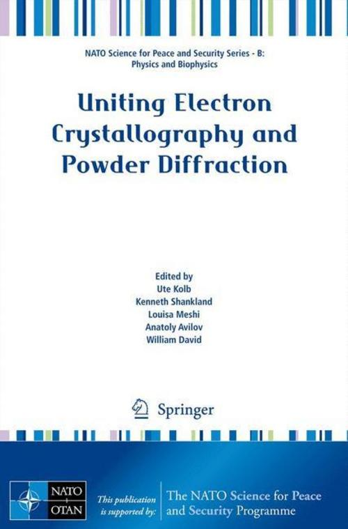 Uniting Electron Crystallography and Powder Diffraction Ute Kolb