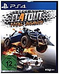 Flatout, Total Insanity, 1 PS4-Blu-ray Disc