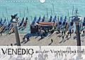 9783665894139 - Barbara Stanzl und Brett Fitzpatrick: Venedig aus der Vogelperspektive (Wandkalender 2018 DIN A4 quer) - Venedig einmal ganz anders: aus der Vogelperspektive fotografiert (Monatskalender, 14 Seiten ) - Book