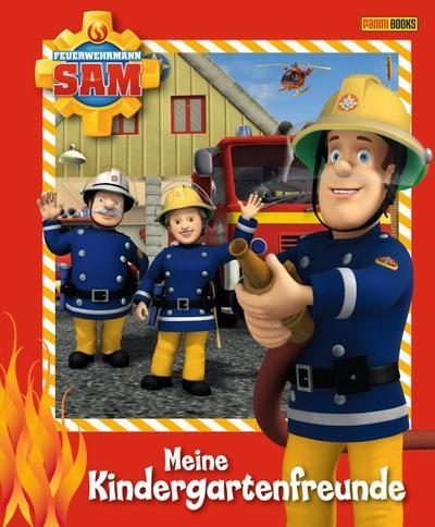 Feuerwehrmann Sam: Kindergartenfreundebuch