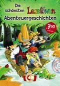 Die schönsten Leselöwen-Abenteuergeschichten mit Hörbuch