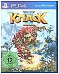 Knack II, 1 PS4-Blu-ray Disc