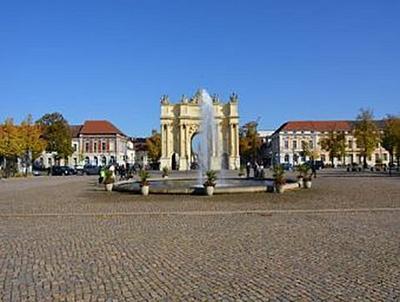 Lais Puzzle Brandenburger Tor in Potsdam 500 Teile - Lais Systeme Gmbh - Spielzeug, Deutsch, , ,
