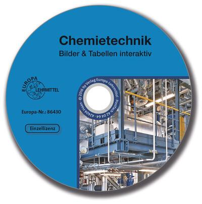 Chemietechnik Bilder & Tabellen interaktiv - Europa-Lehrmittel - CD-ROM, Deutsch, Eckhard Ignatowitz, ,