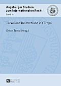 Tuerkei und Deutschland in Europa
