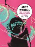 Andy Warhol: The Complete Commissioned Poster ...