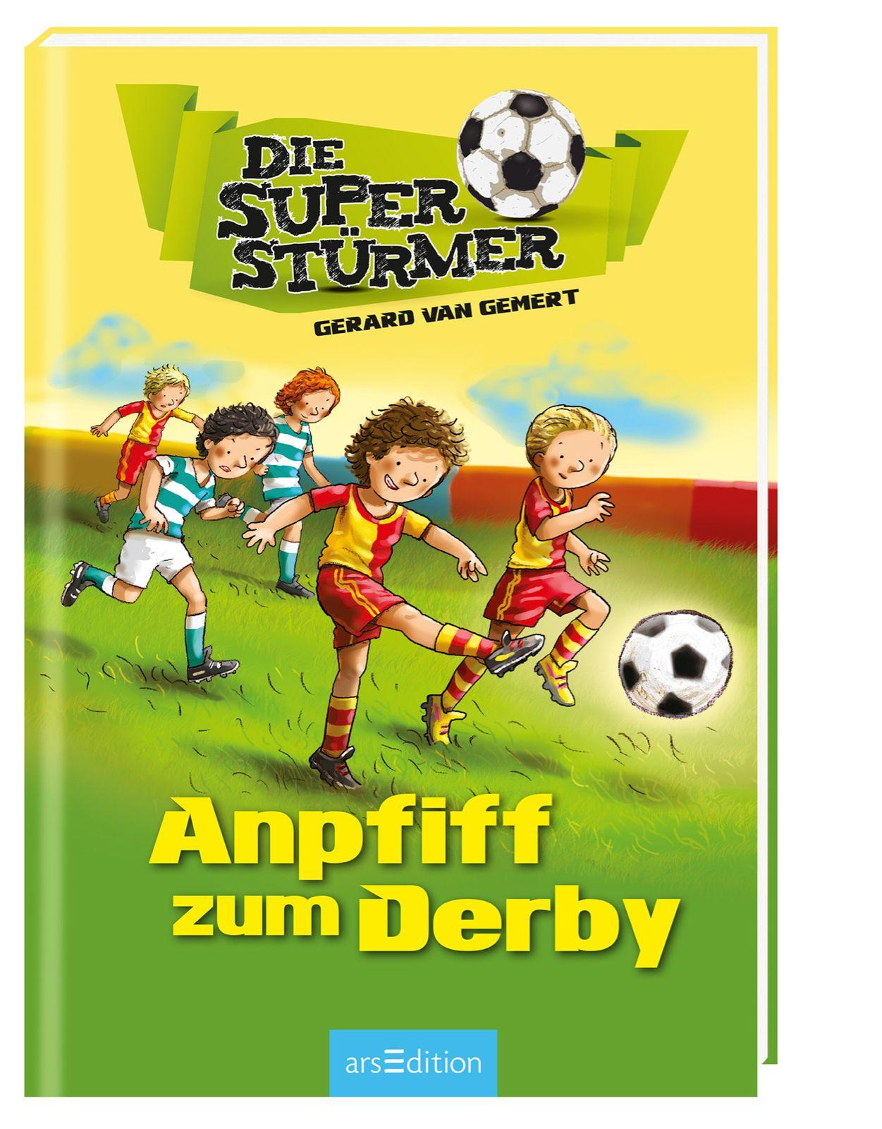 Die Superstürmer - Anpfiff zum Derby Gerard Van Gemert