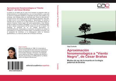 Aproximación fenomenológica a Viento Negro, de César Brañas
