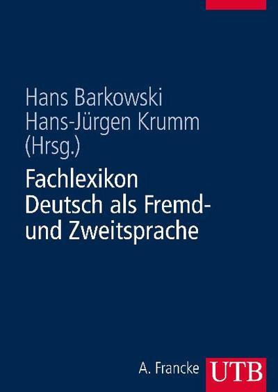 Fachlexikon Deutsch als Fremd- und Zweitsprache