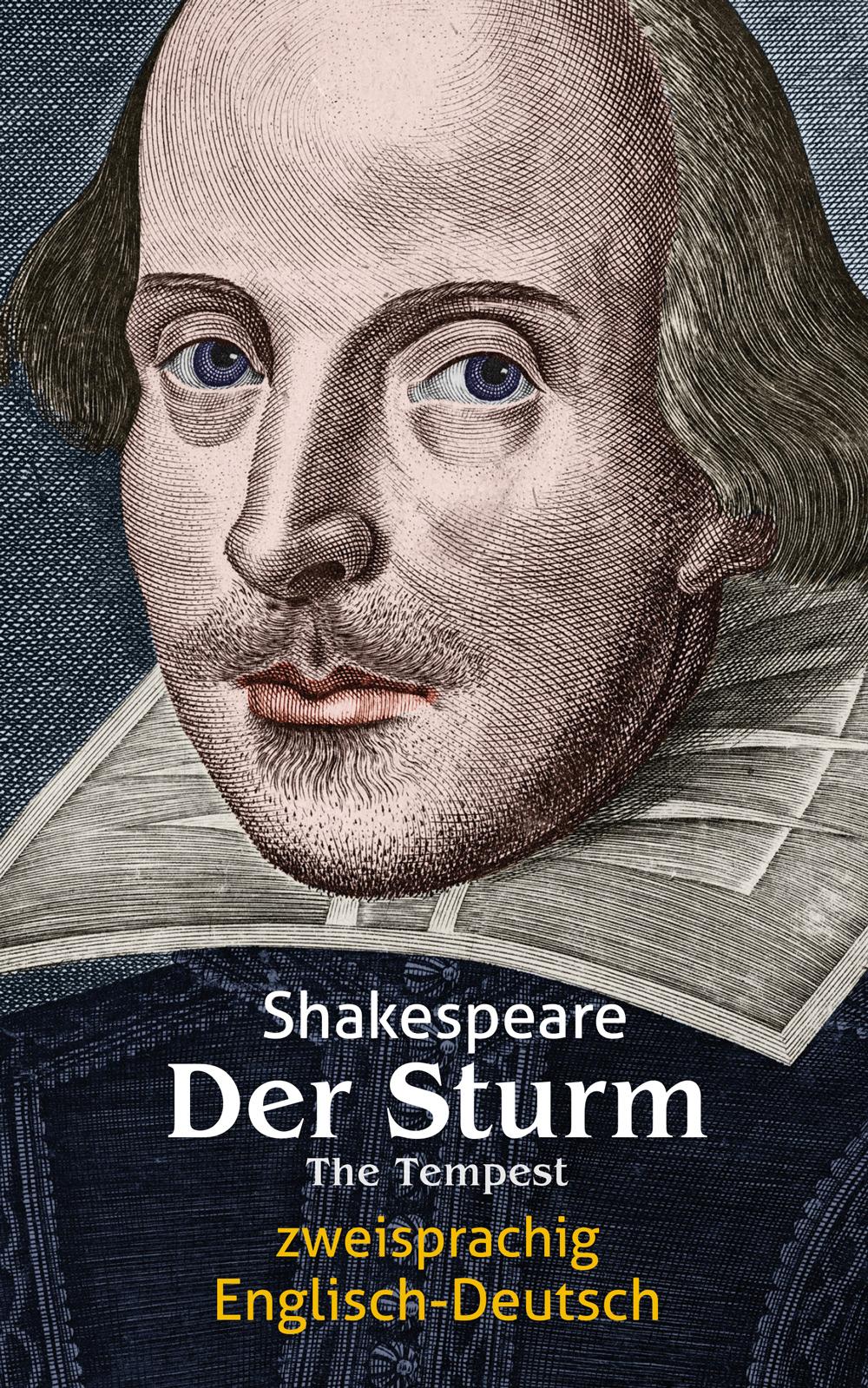 NEU-Der-Sturm-The-Tempest-Shakespeare-Zweisprachig-Englisch-Deutsc-571162