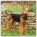 Airedale Terriers 2018 - 18-Monatskalender
