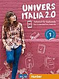 UniversItalia 2.0 A1/A2. Kursbuch + Arbeitsbuch + 2 Audio-CDs