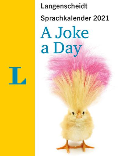 Sprachkalender A Joke a Day 2021