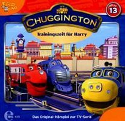 Chuggington 13. Für Harry