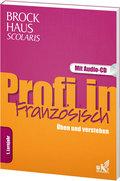 Brockhaus Scolaris Profi in Französisch 1. Lernjahr: Üben und verstehen, mit Audio-CD
