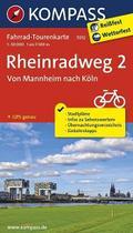Rheinradweg 2, Von Mannheim nach Köln: Fahrra ...