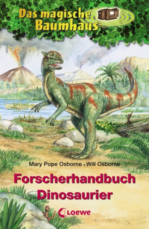 NEU Forscherhandbuch Dinosaurier Mary Pope Osborne 545096
