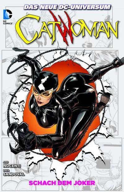 Catwoman 03: Schach dem Joker