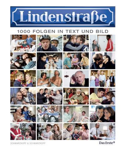 Lindenstrasse - limitierte Jubiläumsausgabe in 2 Bänden